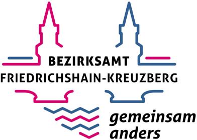 Logo Bezirksamt Friedrichshein-Kreuzberg