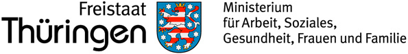 Logo Thüringer Ministerium für Arbeit