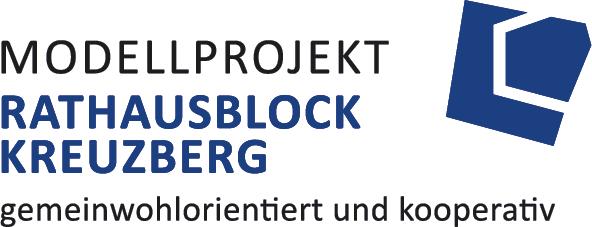 Logo Modellprojekt Rathausblock